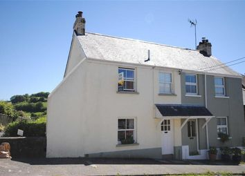 Thumbnail 3 bed semi-detached house for sale in Mill Street, Torrington