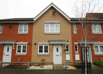 Thumbnail 2 bed terraced house for sale in Ditton Way, Ipswich, Suffolk