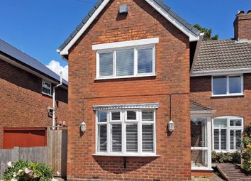 Thumbnail 3 bed semi-detached house for sale in Somerfield Road, Bloxwich, Walsall