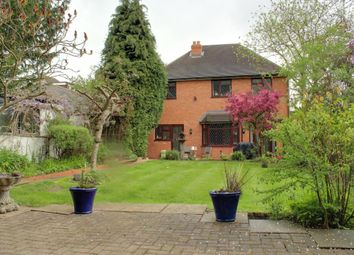 Thumbnail 4 bed detached house to rent in Potley Hill Road, Yateley