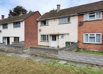 Thumbnail 3 bed terraced house for sale in Dickens Avenue, Llanrumney, Cardiff