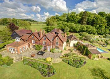 Thumbnail 7 bedroom detached house for sale in Snowdenham Lane, Bramley, Guildford, Surrey