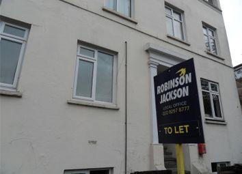 Thumbnail 2 bed flat to rent in Eastdown Park Road, Lewisham, London