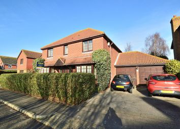 Thumbnail 4 bed detached house for sale in Weybridge Walk, North Shoebury, Shoeburyness, Essex