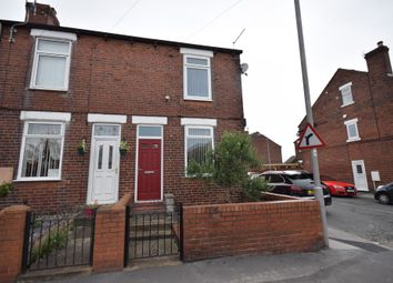 Thumbnail 2 bed end terrace house for sale in Featherstone Lane, Featherstone, Pontefract