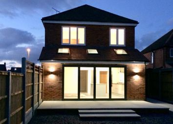 Thumbnail 4 bed detached house for sale in Harehedge Lane, Horninglow, Burton-On-Trent