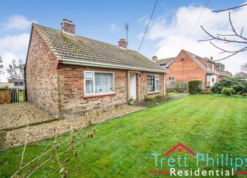 Thumbnail 2 bed detached bungalow for sale in Beach Road, Happisburgh, Norwich