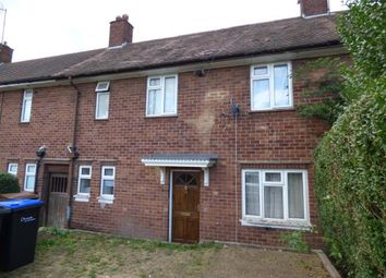 Thumbnail 3 bed terraced house for sale in Swansea Road, Northampton, Northamptonshire, Northants