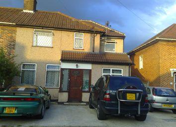 Thumbnail 1 bed flat to rent in Kenton, Harrow