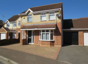 Thumbnail Detached house for sale in Speyside Court, Orton Southgate, Peterborough