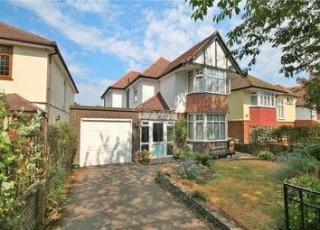 Thumbnail 3 bed detached house for sale in Claremount Gardens, Epsom