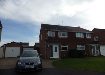 Thumbnail 3 bed semi-detached house for sale in Harrington Walk, Stockwood, Bristol