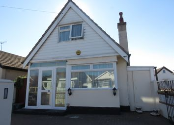 Thumbnail 3 bed bungalow for sale in Meadow Way, Jaywick, Clacton-On-Sea