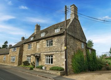 Thumbnail 5 bed semi-detached house for sale in High Street, Morcott, Oakham