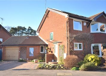 Thumbnail 4 bedroom detached house for sale in Hale End, Bracknell, Berkshire