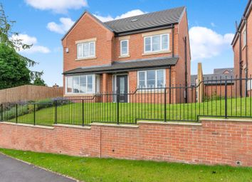 6 bed detached house for sale in The Parks, Main Street, South Hiendley, Barnsley S72