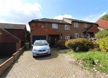Thumbnail 4 bed semi-detached house for sale in Teal Court, St Leonards-On-Sea, East Sussex