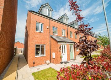 Thumbnail 3 bedroom town house for sale in Academy Way, Lostock, Bolton