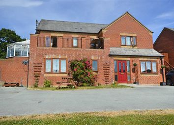Thumbnail 5 bed detached house for sale in 20, Oak View, Sarn, Newtown, Powys