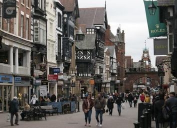 Thumbnail 1 bedroom flat for sale in 21 Eastgate Row North, Chester