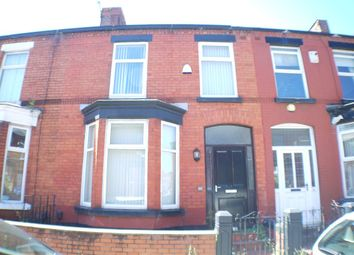 Thumbnail 4 bed terraced house to rent in Crawford Avenue, Liverpool