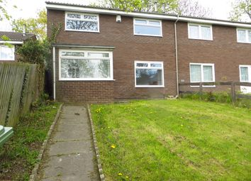 Thumbnail 2 bed semi-detached house to rent in Aln Court, Lemington, Newcastle Upon Tyne