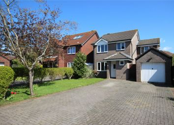 Thumbnail 4 bed detached house for sale in Badgers Close, Bradley Stoke, Bristol