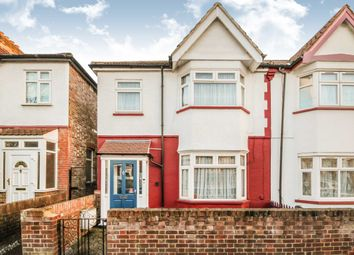 Thumbnail 3 bed end terrace house for sale in Drayton Bridge Road, London