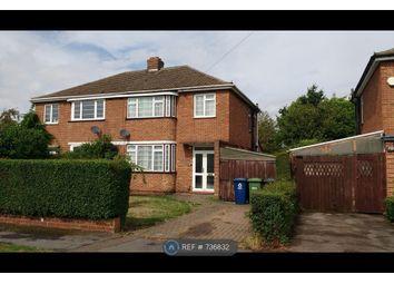 3 bed semi-detached house to rent in Olivia Road, Brampton, Huntingdon PE28