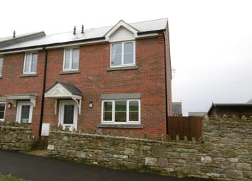 Thumbnail 3 bed semi-detached house to rent in Cyril Hart Way, Mile End, Coleford