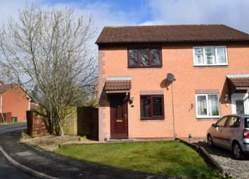 Thumbnail 2 bed semi-detached house for sale in Birbeck Drive, Madeley, Telford, Shropshire