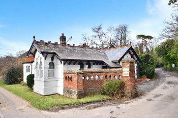 Thumbnail 3 bed detached bungalow for sale in Down Park, Turners Hill Road, Crawley Down, West Sussex