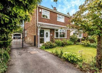 Thumbnail 3 bed semi-detached house for sale in Warrington Road, Risley, Warrington, Cheshire
