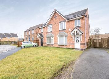Thumbnail 3 bedroom semi-detached house for sale in Lindisfarne Avenue, Blackburn, Lancashire