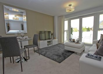 Thumbnail 2 bed flat for sale in Highfield Court Apartments, Aylsham Drive, Ickenham