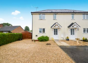 Thumbnail 3 bed semi-detached house for sale in London Road, Shrewton, Salisbury