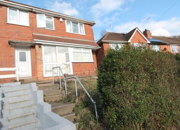 Thumbnail 3 bed semi-detached house for sale in Beeches Road, Great Barr, Birmingham