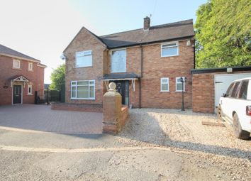 Thumbnail 4 bed detached house for sale in Upton Road, Prenton