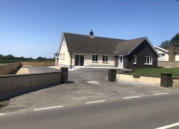 Thumbnail 4 bedroom detached bungalow for sale in Cross Winds, Llandissilio, Clynderwen, Pembrokeshire