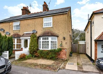 Thumbnail 3 bedroom end terrace house for sale in Glebe Road, Chalfont St. Peter, Gerrards Cross