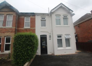 Thumbnail 3 bedroom semi-detached house for sale in Malmesbury Park Road, Bournemouth