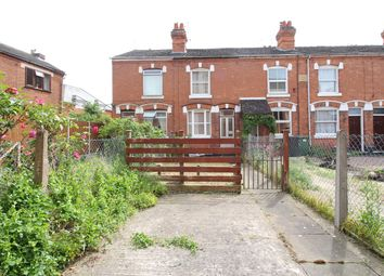 Thumbnail 3 bed terraced house for sale in Auction - St Georges Lane South, Auction - Barbourne, Worcester