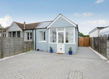 Thumbnail 1 bedroom semi-detached bungalow for sale in Morris Avenue, Studd Hill, Herne Bay