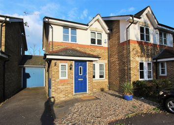 Thumbnail 3 bed detached house to rent in Anderson Close, Winchmore Hill