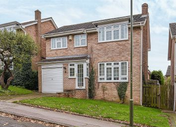 Thumbnail 4 bed detached house for sale in Steep Close, Orpington