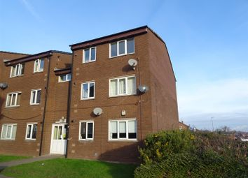 Thumbnail 2 bed flat for sale in Nook Close, Shepshed, Leicestershire