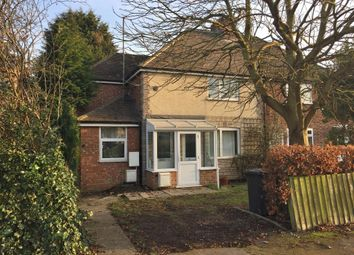 Thumbnail 1 bed maisonette to rent in Davey Crescent, Great Shelford, Cambridge CB22, Cambridge