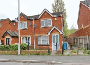 Thumbnail 2 bedroom semi-detached house for sale in Barrow Hill Road, Cheetwood, Salford