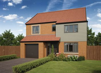 Thumbnail 4 bed detached house for sale in St Nicholas Manor, Off Station Road, Cramlington