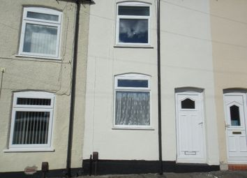 Thumbnail 2 bed terraced house to rent in South Street, Ball Green, Stoke-On-Trent